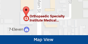 Orthopaedic Specialty Institute Map